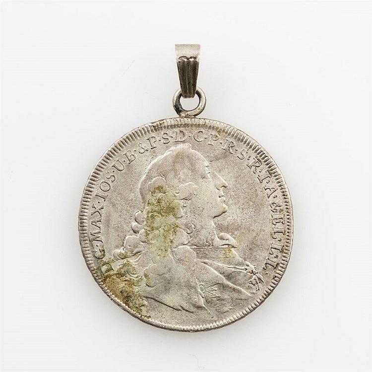 Bayern - Madonnentaler 1756, Maximilian III. Joseph, s-ss.,
