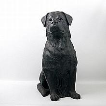 """HÖRL, OTTMAR (geb. 1950) """"Rottweiler"""","""