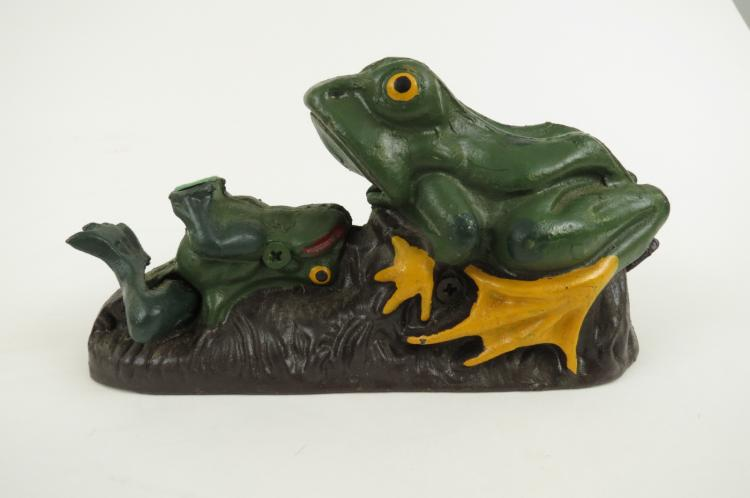 2 banks inc empire state bank green frog mech for Frog consulting
