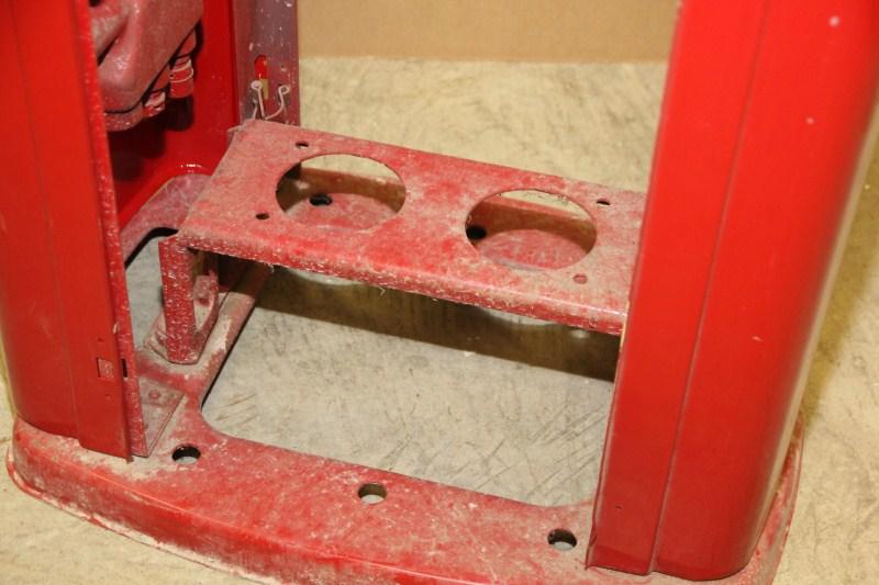 L331 VINTAGE GAS PUMP FOR RESTORATION OR PARTS