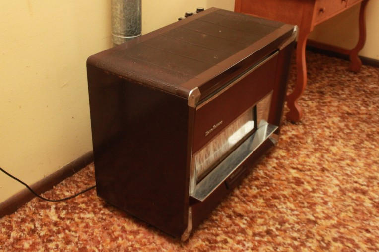 L55 Vintage Warm Morning Gas Heater