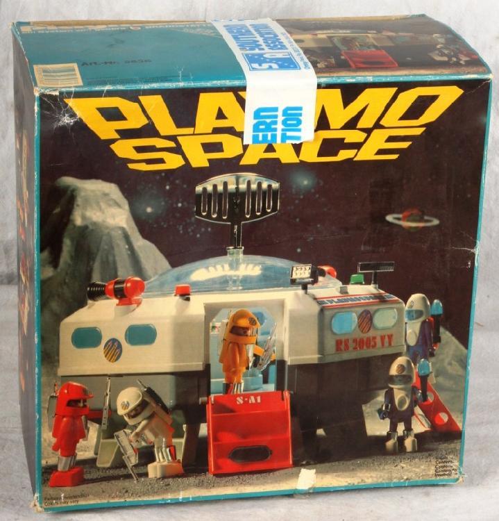 13123 Playmobil Parcmètre Vintage 3349 3489 9988