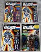 L385 MOC 1980s GI JOE ACTION FIGURE 14PC LOT COBRA SHOCKWAVE METALHEAD ACCESS ++