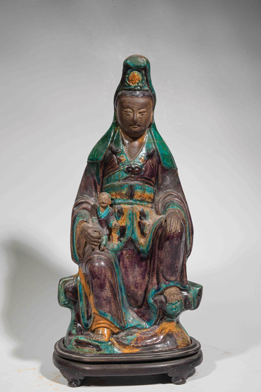 Le Boddhisattva Kwan Yin