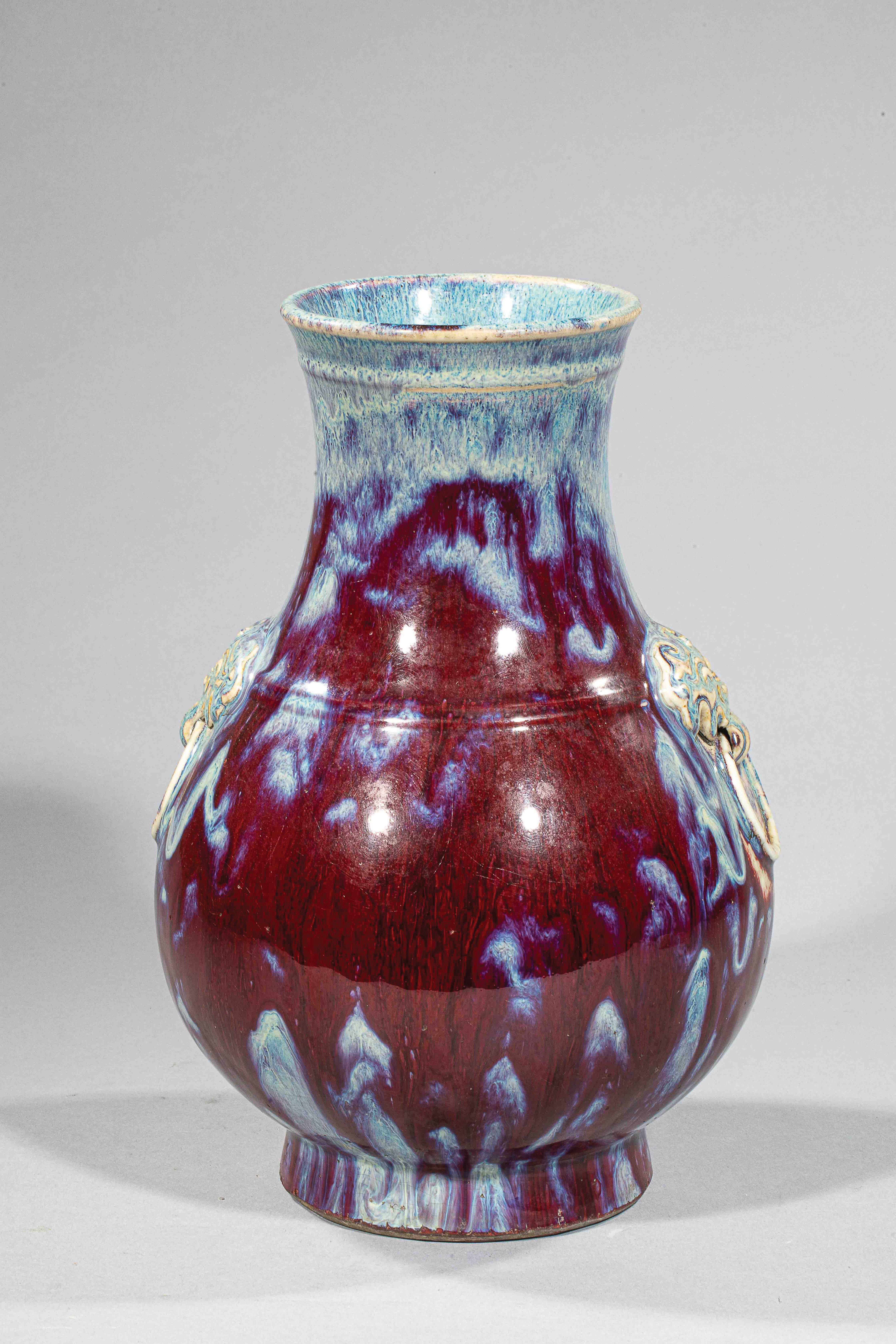 Vase de forme Zhi