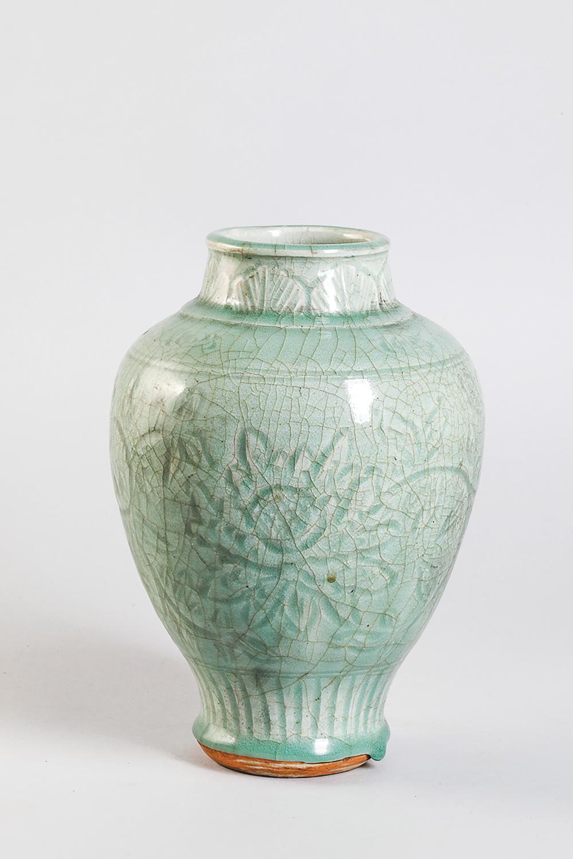 Vase balustre