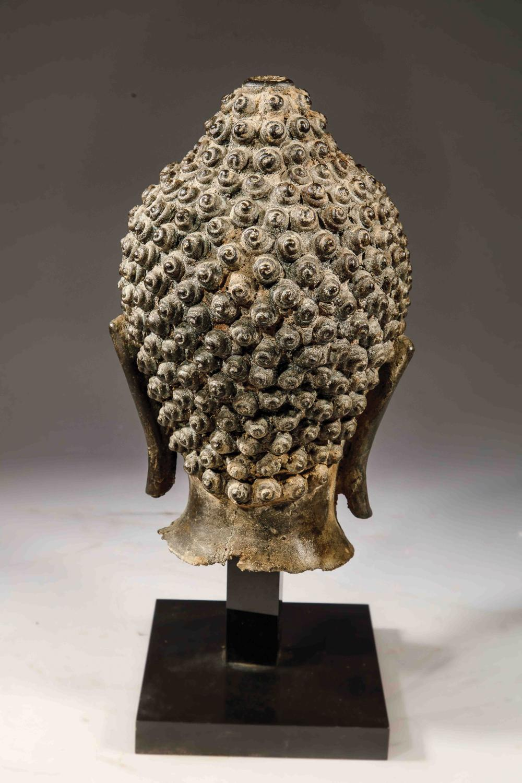 Tête de Buddha