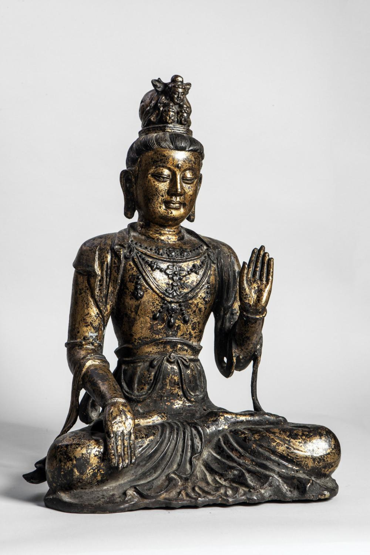 « Avalokiteshvara » appelé également « Kwan Yin »
