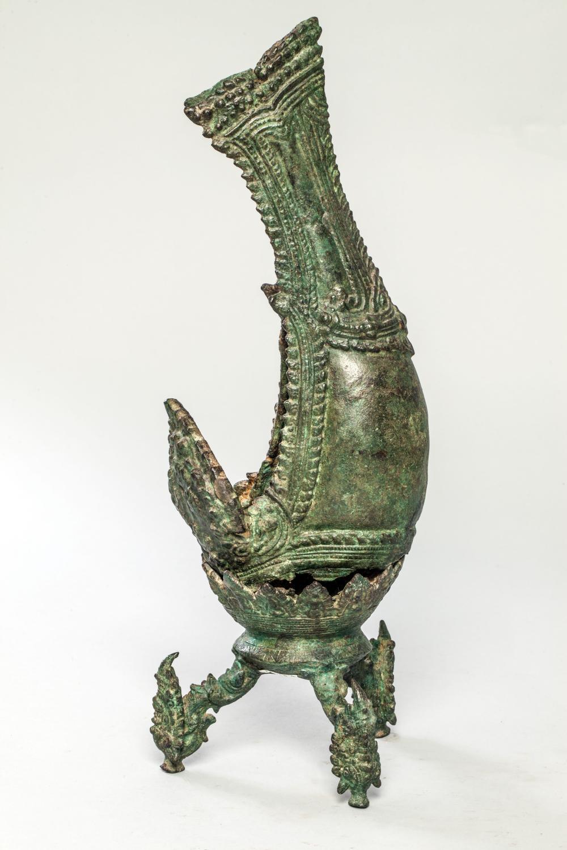 Conque çanka, l'un des attributs de Vishnu
