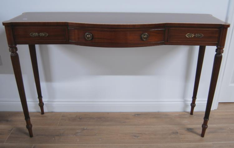 Chapmans newcastle console table for Chinese furniture newcastle