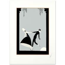 Pas De Duex by Erte (1892-1990)