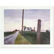 A Country Road by Nelson, William