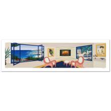 Villa In Big Sur by Ledan, Fanch