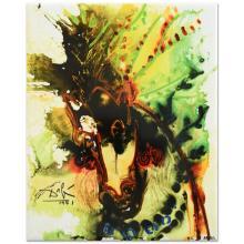 Bucephalus by Dali (1904-1989)
