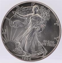 1994 American Silver Eagle Dollar Coin