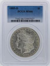 1885-O PCGS MS66 Morgan Silver Dollar