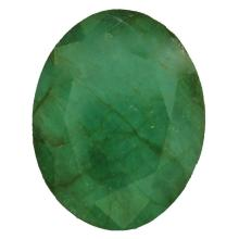 6.03 ctw Oval Mixed Emerald Parcel