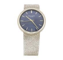 Patek Philippe 18KT White Gold Men's Watch