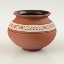 Hand Made Ceramic Jar by Tamosiunas, Eugenijus