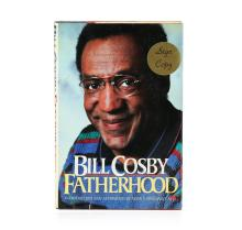 Signed Copy of Fatherhood by Bill Cosby