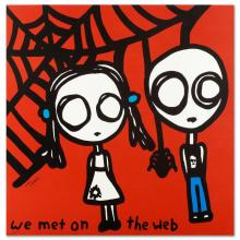 We Met on the Web by Goldman, Todd