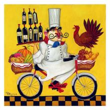 Thankful Chef by Rogerson, Tim