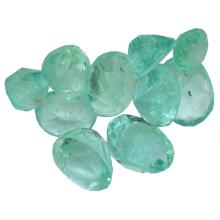 4.75 ctw Oval Mixed Emerald Parcel