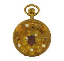 Antique Hampden Watch Co. Pocket Watch - 14KT Yellow Gold