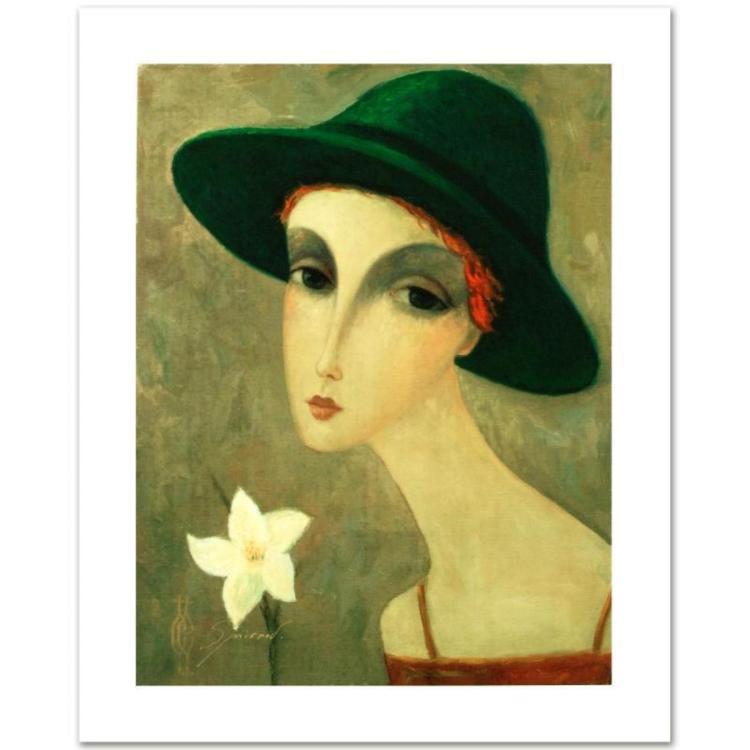 Natalia by Smirnov (1953-2006)