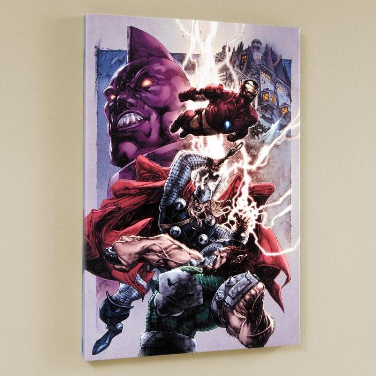 Iron Man/ Thor #2 by Marvel Comics