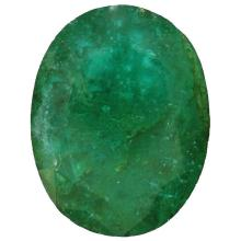 5.11 ctw Oval Mixed Emerald Parcel