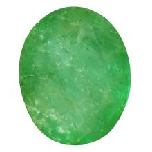 5.18 ctw Oval Mixed Emerald Parcel