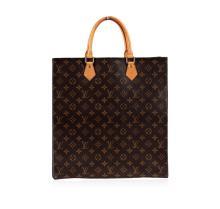 Louis Vuitton Sac Plat NM Monogram Canvas