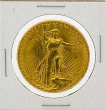 1925 $20 BU St. Gaudens Double Eagle Gold Coin
