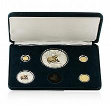 National Park Foundation Wildlife Preservation Coin Collection