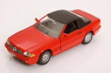 1/18 Scale 1990 MBZ 500SL - by Revel