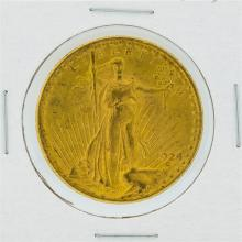 1924 $20 BU St. Gaudens Double Eagle Gold Coin