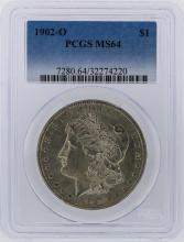 1902-O PCGS MS64 Morgan Silver Dollar