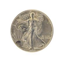 1986 American Silver Eagle Dollar Coin