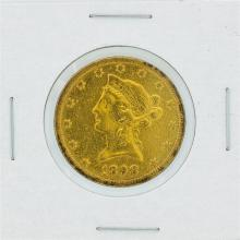 1898 $10 Liberty Head Eagle Gold Coin