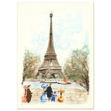 Eiffel by Huchet, Urbain
