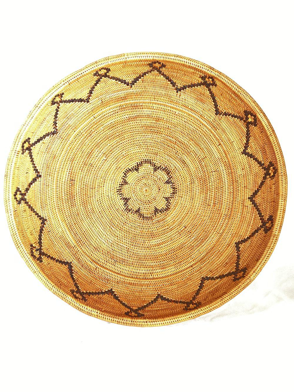 South African Zulu Basket Llala Palm