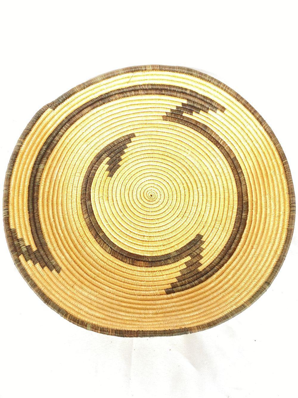 Vintage Native Tribal Basket w/ Devils Claw