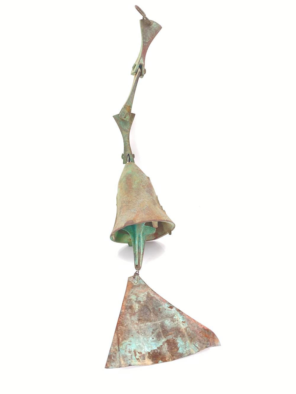 Soleri Cosanti Cast Iron Bell