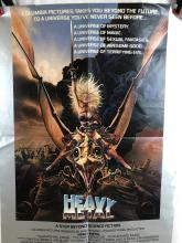 Heavy Metal Movie Poster 1981