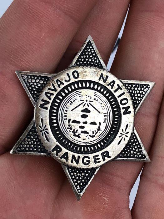 M30 Navajo Nation Badge