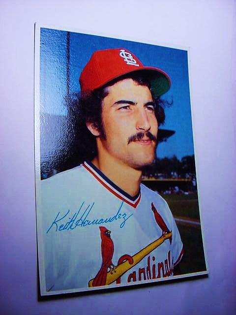 1980 Topps 26 Keith Hernandez Baseball Card
