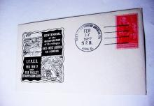 1957 IFPEX COVER