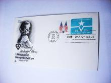 1974 VOLUNTEER NON PROFIT FIRST DAY COVER