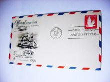 1958 FIPEX FIRST DAY COVER
